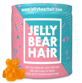 Jelly bear hair Vitamine per capelli