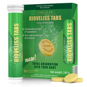 Bioveliss Tabs Compresse effervescenti per dimagrire
