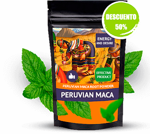 peruvian maca Supplemento per potenza